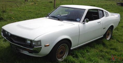 Toyota Celica Ra28ta35 1976