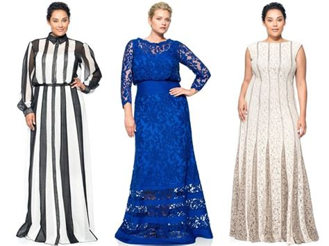 Plus Size Maxi Dresses For Weddings Spring Summer 2015