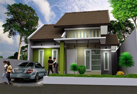 contoh desain rumah minimalis tipe