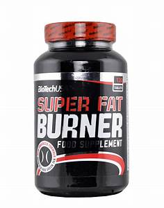 Super Fat Burner By Biotech Usa  120 Tablets   U20ac 12 60