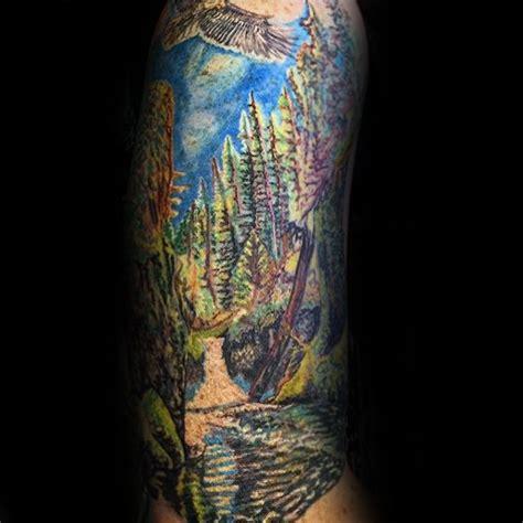 Surf Tattoo Designs waterfall tattoo designs  men glistening ink ideas 600 x 600 · jpeg