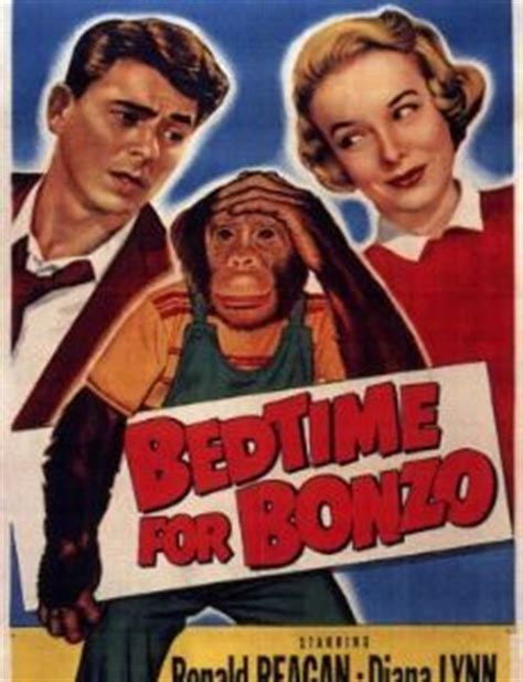 bedtime for bonzo 1951 cast and crew trivia quotes photos news and famousfix