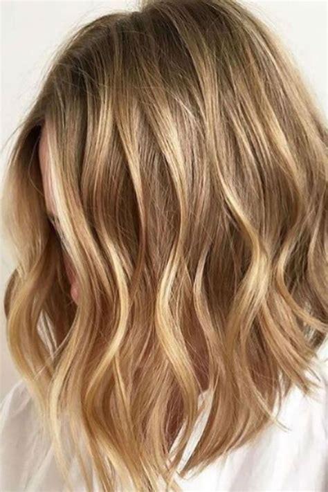 blonde balayage  caramel honey copper highlights