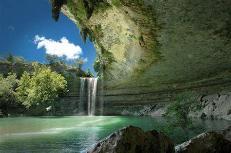 nature landscape waterfall wallpapers hd desktop