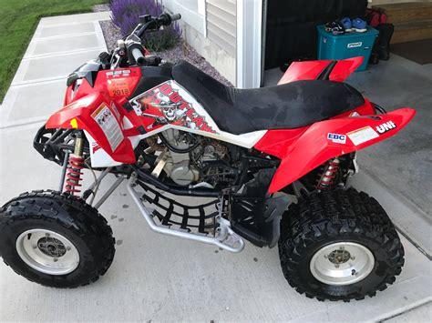 2008 Polaris Outlaw 525 IRS For Sale - Polaris ATV Forum