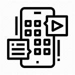 Icon Mockup App Drawing Getdrawings