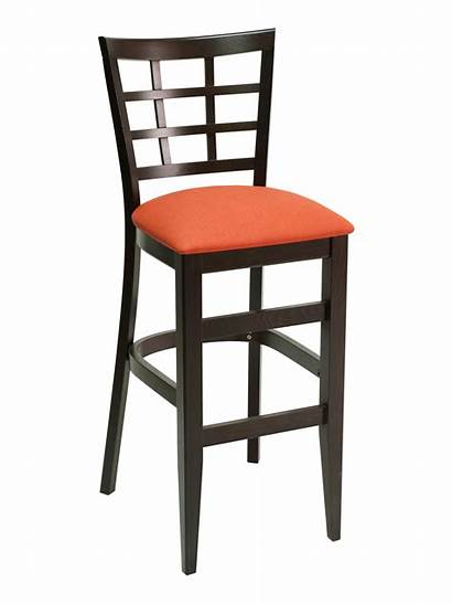 Bar Stool Contemporary Lattice Stools Wood Furniture