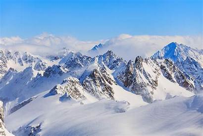 Snow Climate Change Own Alps Alpine