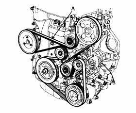 i need a diagram of a kia rondo 4cyl belt installion With 2013 kia forte l4 24l serpentine belt diagram serpentinebelthqcom