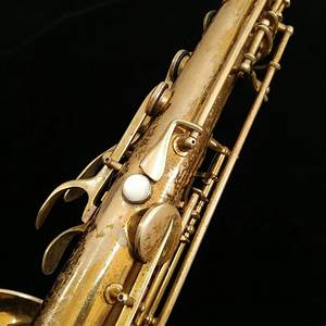 Conn 10M Naked Lady Tenor Sax