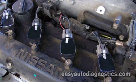 part  coil  plug  coil test  nissan altima