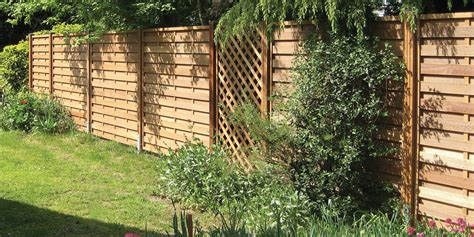 Garten Sichtschutz Montieren by Sichtschutzzaun Holz Montage Bvrao