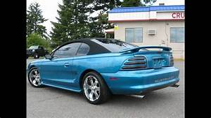 Cheap Ford Mustang Convertible Under $3000 (Customized) - YouTube