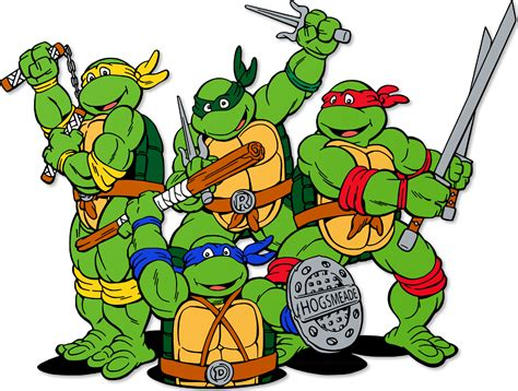 Can The Teenage Mutant Ninja Turtles Samba? Ballroomchick
