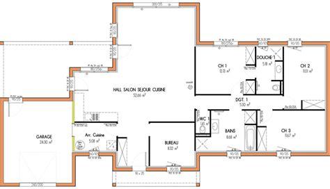 plan maison etage 4 chambres plan maison etage 4 chambres 1 bureau bricolage maison