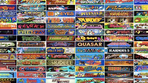 Play 900 Retro Arcade Games In Your Browser — Geektyrant