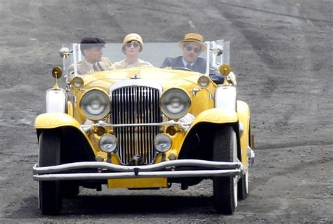 Yellow Car Quotes In The Great Gatsby