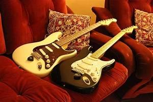 Fender Stratocaster White