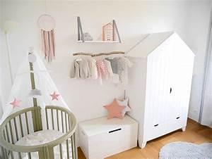 Chambre De Bébé : la chambre b b de l a le blog d co des mamans ~ Teatrodelosmanantiales.com Idées de Décoration