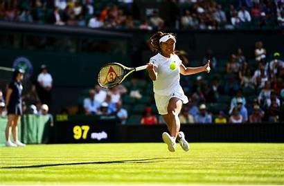 Wimbledon Tennis Championships London Kurumi Nara