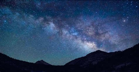Tips For Photographing The Milky Way Olympus