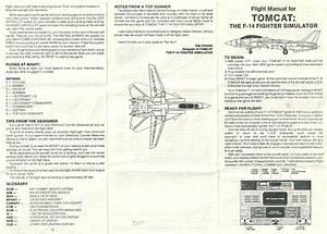 F 14 Manual