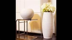Large floor vases - floor vase - YouTube