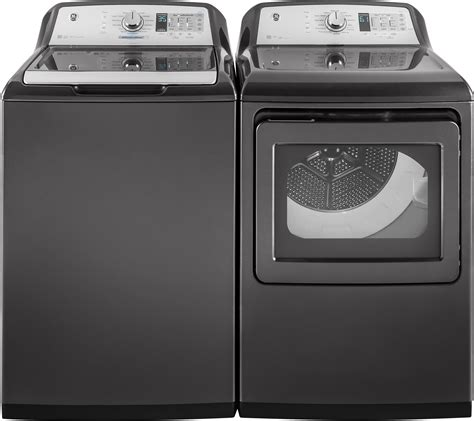 gtwcpldg  top load washer  smart dispense diamond gray