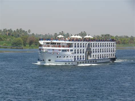 Nile Cruise Ship | Fitbudha.com