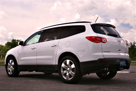 2009 Chevrolet Traverse (chevy) Picturesphotos Gallery