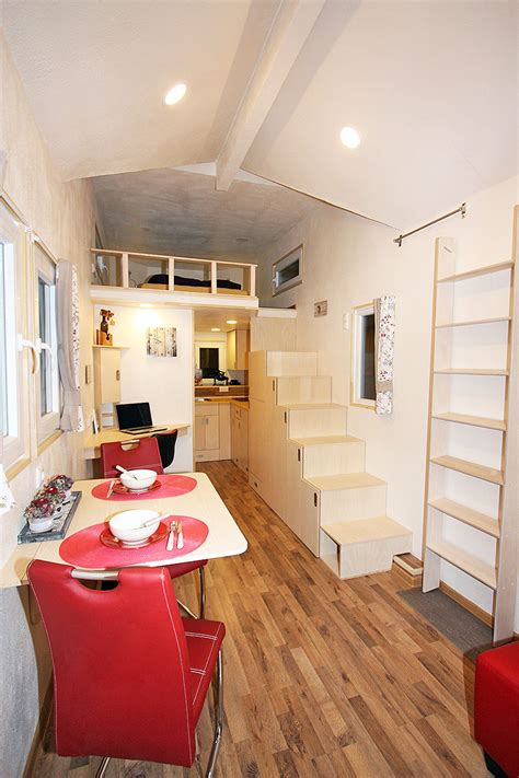 Tiny House Inneneinrichtung by Rolling Tiny House Inneneinrichtung