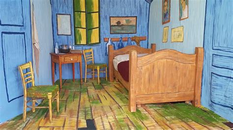 van goghs bedroom  arles salida art walk
