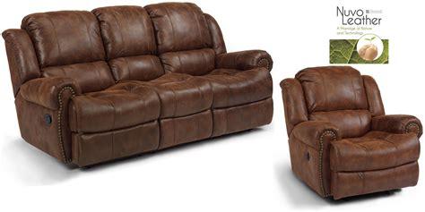 flexsteel leather sofas flexsteel laudes suffolk leather
