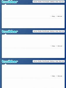11 images of blank tweet template infovianet With blank twitter profile template
