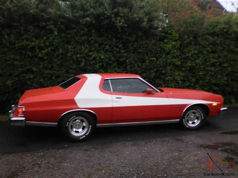 What Of Car Did Starsky And Hutch - starsky and hutch ford gran torino real ford built 1 of 1 000