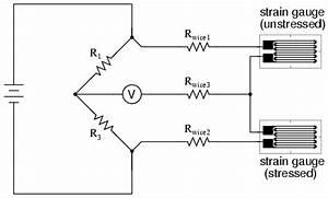 strain gauges electrical instrumentation signals With strain gauge wiring