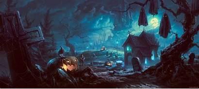 Terror Wallpapers Horror Happy Halloween