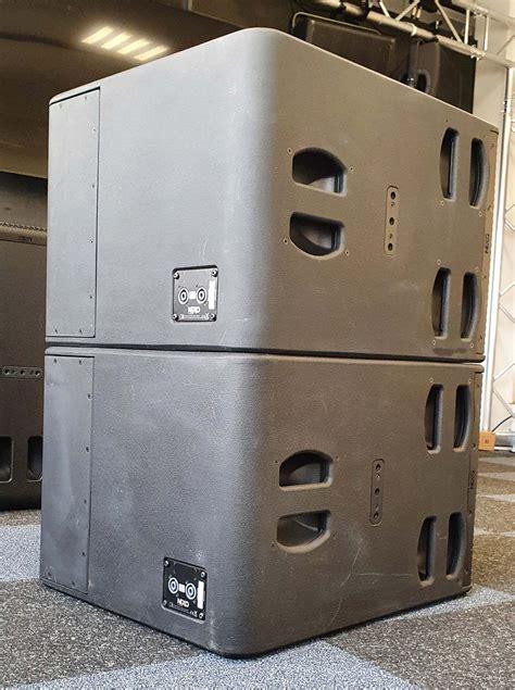 NEXO P12 system package - Buy from Gearwise - Used AV ...
