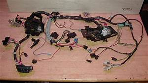 Camaro Berlinetta Irc Z28 Wiring Harness Dash Body Engine Ecm
