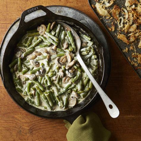 secrets  making green bean casserole healthier