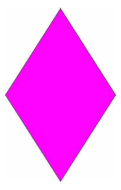 Diamond Shape Clipart Clip Shaped Diamonds Cartoon
