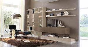 Meuble Tv Bibliothque Maison Et Mobilier D39intrieur
