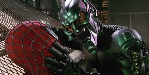 spider goblin dafoe willem movie villains sam raimi marvel wiki war infinity 2002 avengers osborn quotes comic norman cinematic universe
