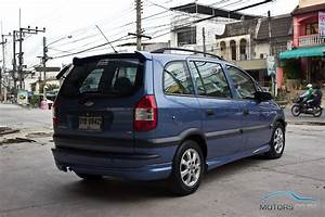Chevrolet Zafira  2004