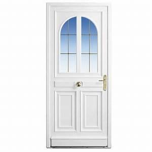 Porte D Entrée Pvc Lapeyre : porte d 39 entr e beauharnais pvc portes ~ Farleysfitness.com Idées de Décoration