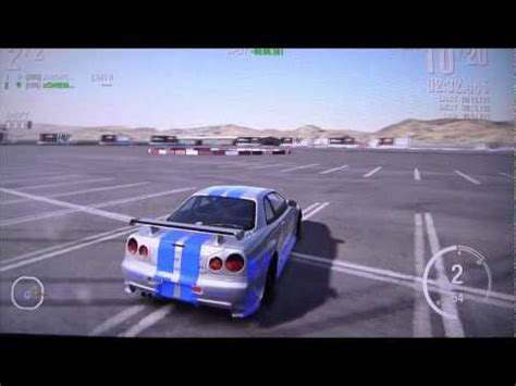 drifting   nissan skyline gt    forza  youtube