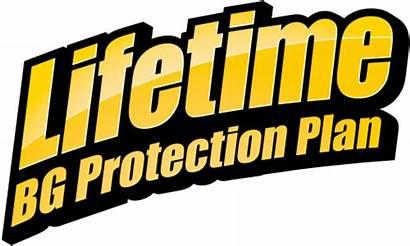 Bg Lifetime Protection Plan Warranty Service Plans