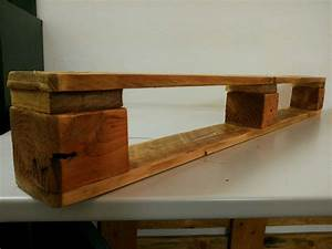 how to build a shelf out of pallets o 1001 pallets With best brand of paint for kitchen cabinets with how to make candle holders out of wood