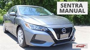 2020 Nissan Sentra S Manual Transmission Review