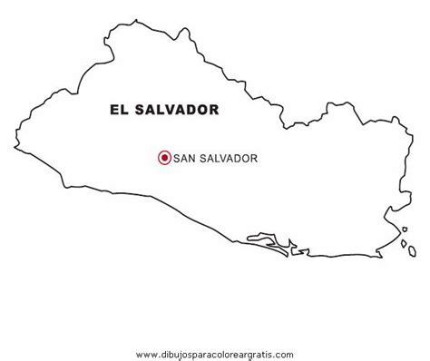 Dibujo el_salvador en la categoria geografia diseos
